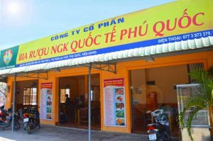 Exterior of Bia Ruou Restaurant and Craft Beer - Phu Quoc, Vietnam