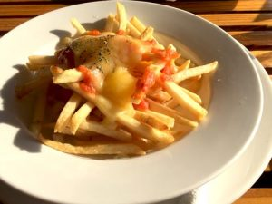 Rory's Beach Bar, Chili Cheese Fries - Phu Quoc, Vietnam