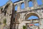 Silver Gate of the Diocletian Palace - Split, Croatia - Architecture