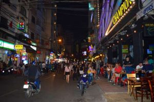 Bui Vien Street - Ho Chi Minh Must Do List - Vietnam