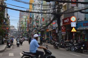 Bui Vien by Day - Ho Chi Minh to do List - Vietnam