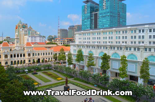 Rex Hotel Rooftop Garden Bar Review | TravelFoodDrink.com