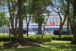 Independence Palace Grounds - Ho Chi Minh City Top List - Vietnam