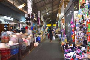 Indoor Central Market - Chiang Rai, Thailand