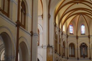 Inside Notre Dame Cathedral - Ho Chi Minh City Top List - Vietnam