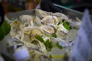 Oysters - Ben Thanh Streetfood Market - Ho Chi Minh, Vietnam