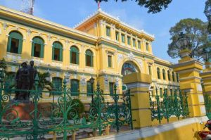 Saigon Central Post Office - Ho Chi Minh, Vietnam