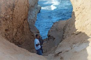 Cliff Climbing - Quad Safari Tour - Hurgada, Egypt