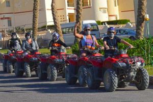 Ready to Ride - Quad Safari, Makadi Bay, Hurghada
