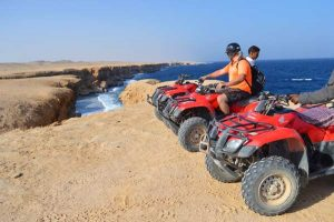 Red Sea - Quad Safari, Hurghada