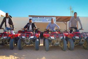 Team Quad Tour Safari - Makadi Bay, Hurgada, Egypt