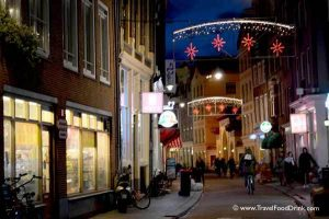 Amsterdam Night Lights