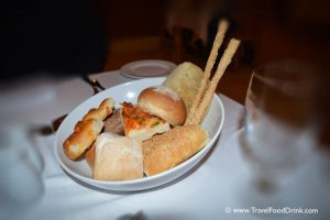 Bread Basket - Al Dente Italian Restaurant, Serenity Fun City, Egypt