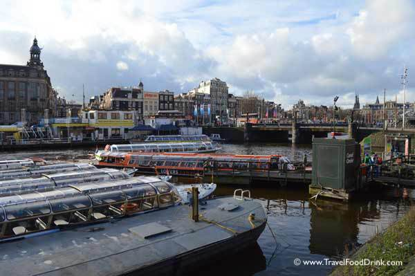 Canal City View - Amsterdam