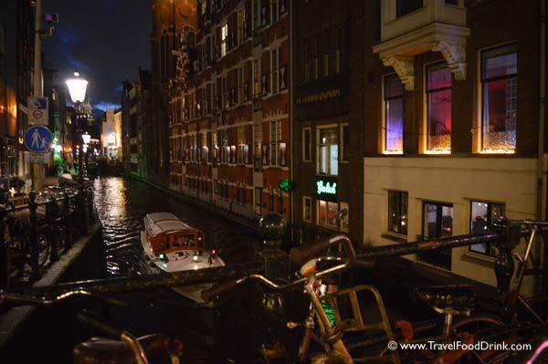 Charming Amsterdam at Night