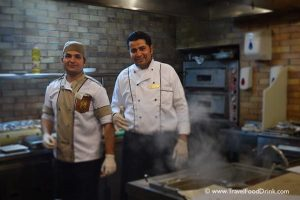 Chefs - Royal Restaurant, Serenity Makadi Beach, Egypt