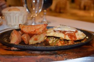 Chicken with Mexican Sauce - Specialty Restaurant, Serenity Hotels, Egypt