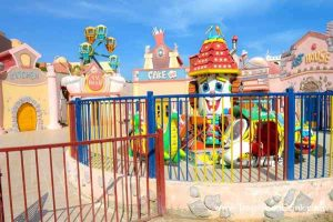 Child Play Area - Kids Club, Serenity Fun City, Makadi Bay