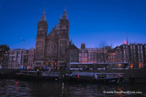 Evening Canal Cruise - Amsterdam