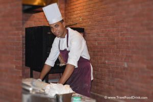 Pizza Chef - Al Dente Restaurant, Serenity Resorts, Egypt
