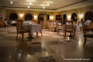 Royal Restaurant in Rossini - Serenity Makadi Beach, Egypt