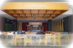 Sayonara Asian Restaurant - Serenity Hotels, Makadi Bay, Egypt