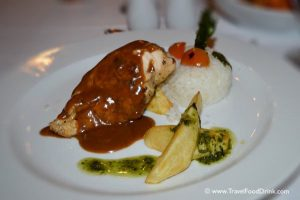 Stuffed Chicken Breast - Al Dente Restaurant, Egypt