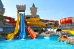 Twisting Turning Water Slides - Makadi Bay, Egypt