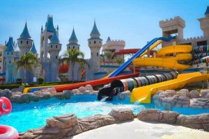 Water Slide Adrenaline - Serenity Fun City, Hurghada Aqua Park