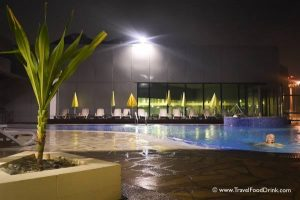 Aerotel Changi Airport Outdoor Swimming Pool and Jacuzzi