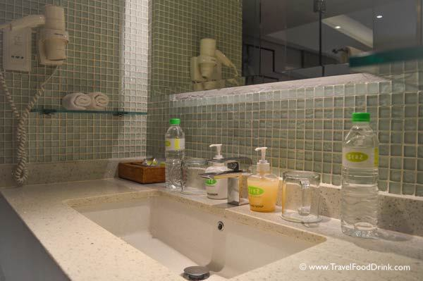 Bathroom Amenities - SenS Hotel Ubud