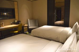 Double Room Beds - Aerotel Singapore, Changi Airport