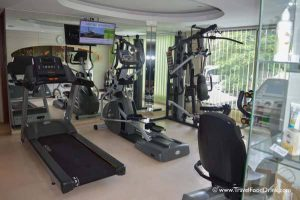 Fitness Area - SenS Spa Hotel, Ubud