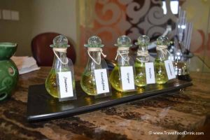 Massage Oil Selection - SenS Spa Ubud