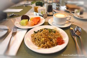 My Breakfast Choices - Yonne Cafe & Bar Buffet, SenS Hotel Ubud