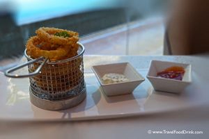 Onion Rings - Yonne Cafe & Bar, Ubud, Bali