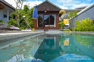 Pool at Sleepy Gecko Guesthouse - Canggu, Bali