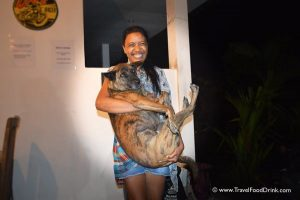 Host Putu of Sleepy Gecko Guesthouse - Canggu, Bali
