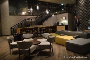 Relax Dining Area - Aerotel Singapore