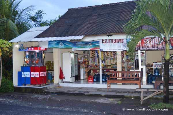 Roadside Gas Station - Canggu, Bali