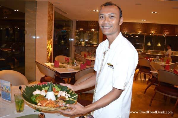 Serving Balinese Cuisine - Yonne Cafe Bar, Ubud