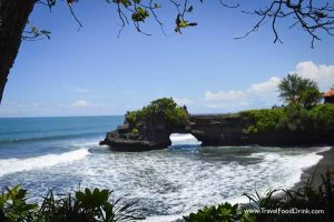 Shores of Pura Batu Bolong - Bali, Indonesia