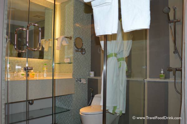 Spa Feel Bathroom Sens Hotel Ubud Bali Travelfooddrink Com