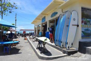 Surf Shop - Old Mans Beach, Caggu, Bali