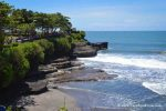 Tanah Lot Cliffs, Bali, Indonesia