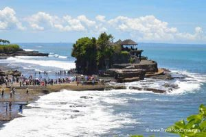 Tanah Lot Seven Seas Temple - Bali, Indonesia