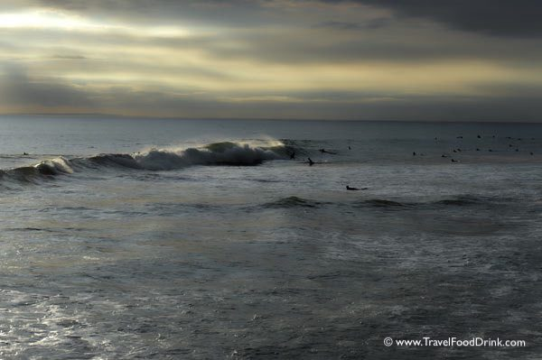 Waiting for the Perfect Wave - Canggu, Bali
