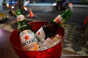 Bintang and Radler Beer of Choice - Legian Kuta, Bali