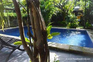Relaxation at the Grand Bimasena Hotel, Legian Kuta, Bali
