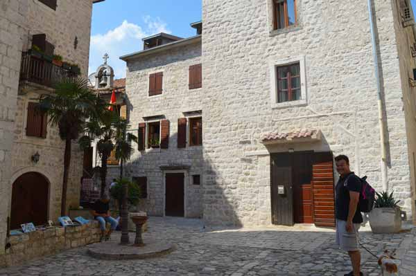Back Streets - Old Town Kotor, Montenegro